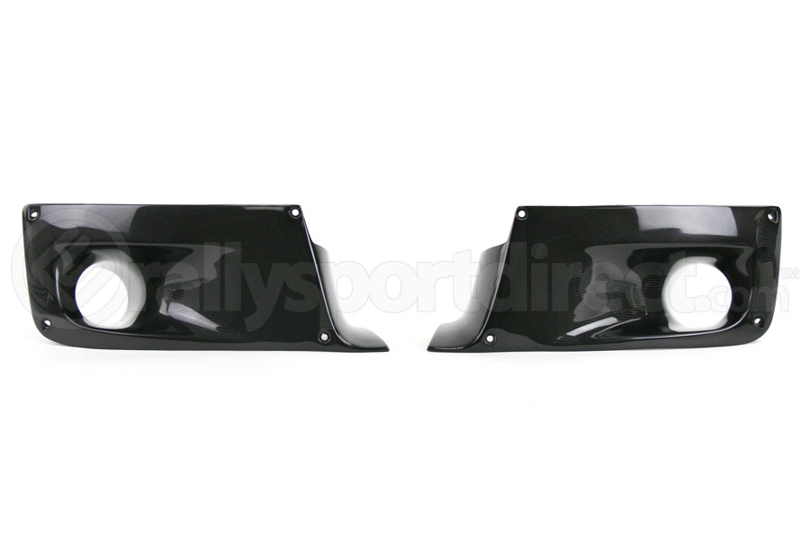 APR Carbon Fiber Brake Ducts (Part Number:CF-808650)