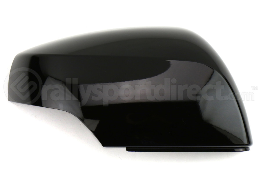 Subaru JDM Passenger Side Mirror Cover Crystal Black Silica - Subaru Forester 2014 - 2018