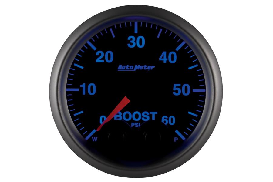 Autometer Elite Boost Gauge 7 Color 52mm - Universal