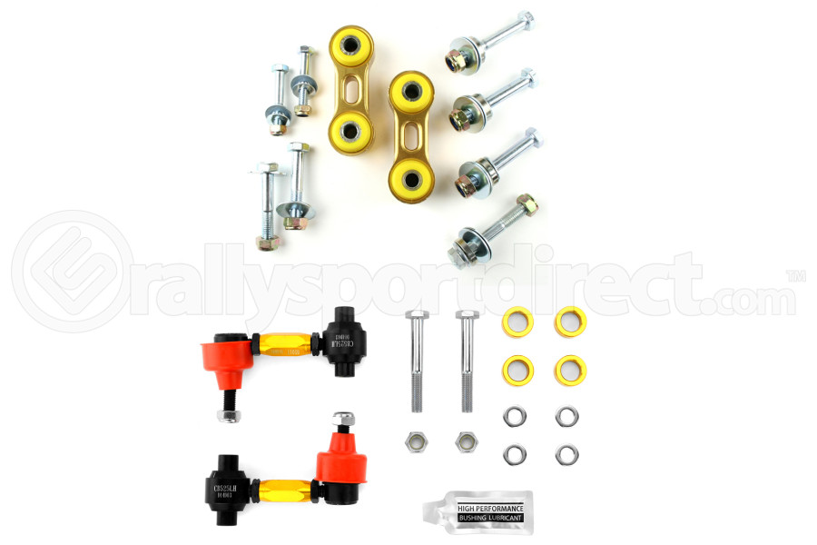 Whiteline Adjustable Ball Socket Front and Rear Endlink Kit ( Part Number:WHI KLC32-182)