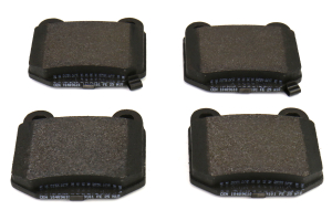 FactionFab F-Spec Rear Brake Pads - Subaru STI 2004-2017 / Mitsubishi Evo / OEM Brembo Applications