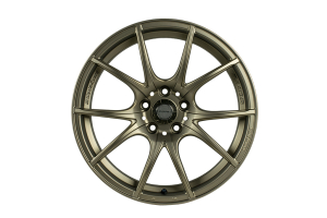 WedsSport SA-10R 18x8.5 +45 5x112 Matte Bronze - Universal