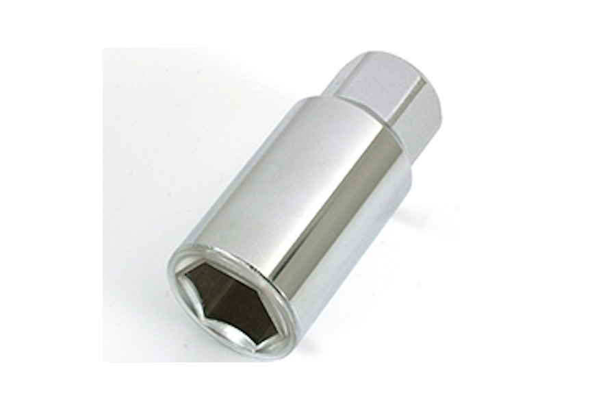 KICS LEGGDURA 19 Hex #37 Lock Key Adapter - Universal