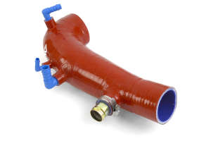 AVO Silicone Turbo Inlet Red ( Part Number:AVO S2F08G41AREDJ)
