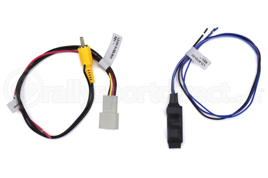Metra Subaru 5-Pin Camera Retention - Subaru Models (inc. WRX 2015 - 2020)