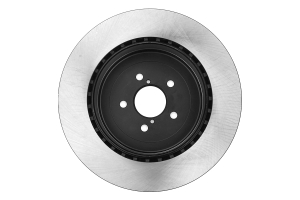 Centric Premium High-Carbon Brake Rotor Single Rear (Part Number: 125.47020)