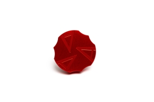 Aluminati Oil Cap Red - Subaru Models (inc. 2002+ WRX / STI)