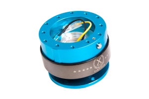 NRG Quick Release 2.0 New Blue / Titanium Chrome - Universal