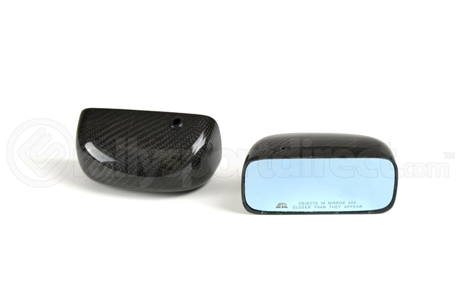 APR Formula GT3 Mirrors Black ( Part Number:APR CB-801402B)