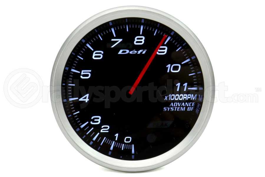 Defi Advance BF 80mm 11,000RPM Tachometer w/Can-Driver ( Part Number:DEF1 DF15702)