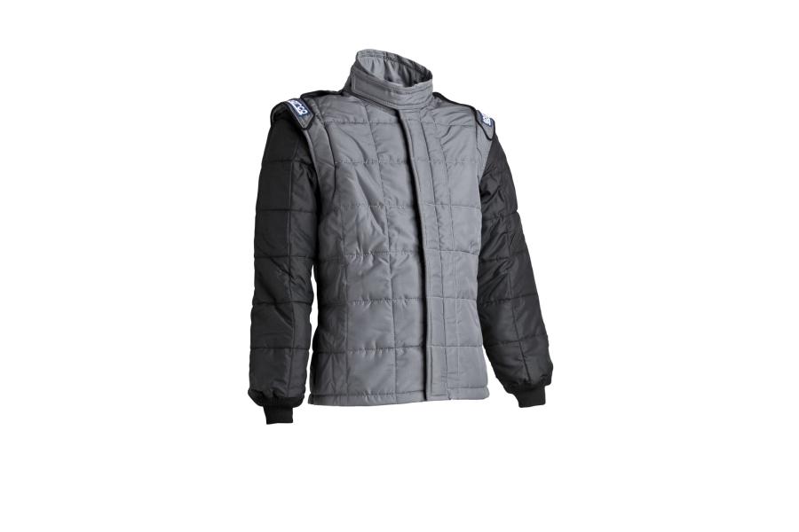 Sparco AIR-15 Drag Racing Jacket Black / Grey - Universal
