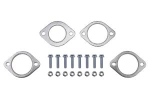 Invidia Q300 Cat Back Exhaust Rolled Oval Titanium Burnt Tips - Ford Focus ST 2013+