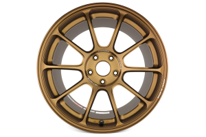 Volk Racing ZE40 18x10 +35 5x114.3 Bronze ( Part Number:VOL WKZY35EA)