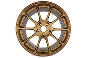 Volk Racing ZE40 18x10 +35 5x114.3 Bronze ( Part Number: WKZY35EA)