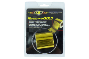 DEI Reflect-A-GOLD Reflectice Tape 2in x 15ft roll (Part Number: )