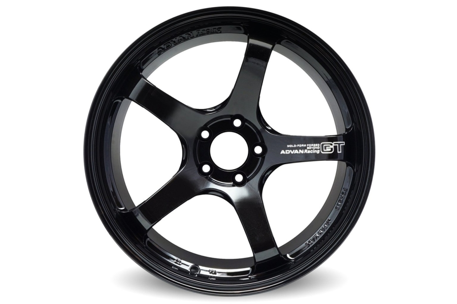 Advan GT Beyond 19x8.5 +45 5x112 Racing Titanium Black - Universal
