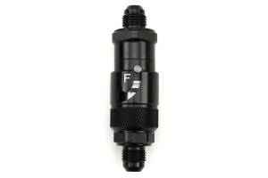 Vibrant Performance Dry Break Quick Release Fitting -6AN - Universal