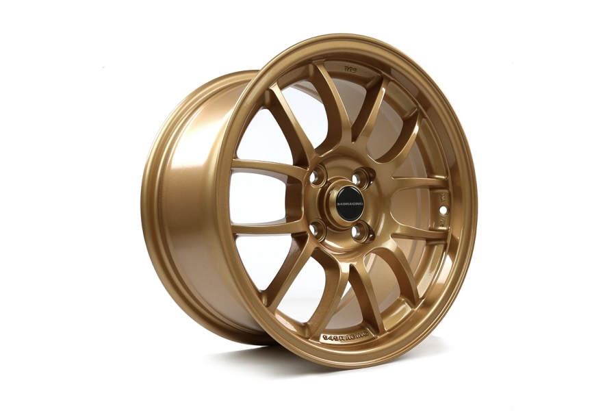 949 Racing 6UL 17x9 +40 5x100 Bronze - Universal