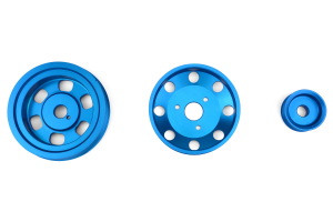 Cusco Aluminum Pulley Set ( Part Number: 965 733 A)
