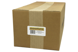 mountune Ultra High Performance Silicone Boost Hose Kit Black ( Part Number:MTN 2536-BHK-BLK)