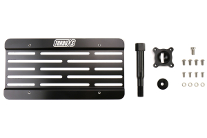 TurboXS TowTag License Plate Relocation Kit - Subaru WRX / STI 2015-2017