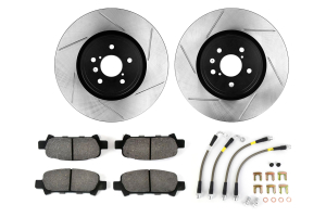 Stoptech Sport Kit Slotted Rear ( Part Number:STP 977.47010R)