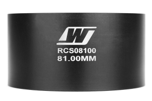 Wiseco Piston Ring Compressor Sleeve 81mm ( Part Number: RCS08100)