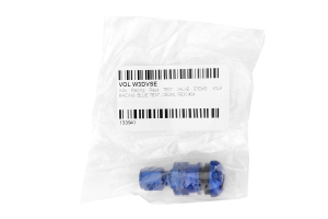 Volk Racing Rays Valve Stem Blue ( Part Number:VOL W3DVSE)