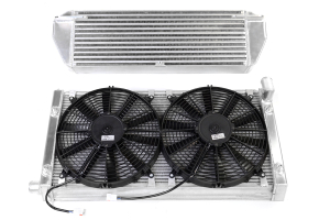 Process West V-Mount Intercooler Kit ( Part Number:PRW PWVMNT01)
