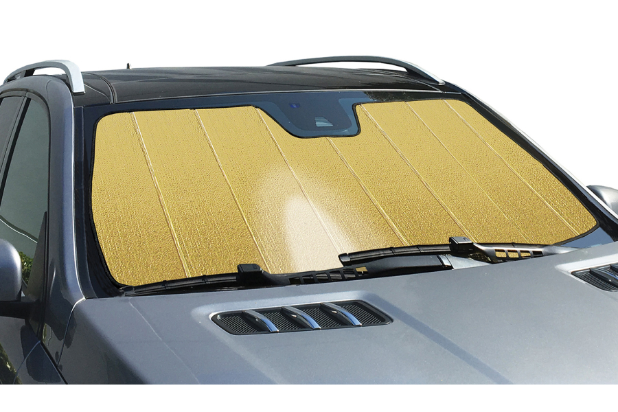 Intro-Tech Automotive Sunshade - Subaru Legacy 2013-2014 w/ Eyesight Sensor