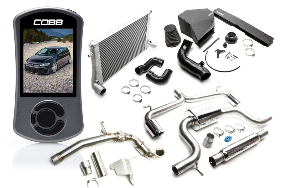 COBB Tuning Stage 3 Power Package w/ DSG Flashing