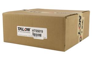 Hawk Talon Brake Rotors Slotted Rear - Subaru STI 2008-2017