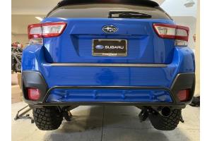Crawford Rear Bumper - Subaru Crosstrek 2018-2020