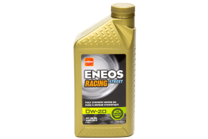 ENEOS 0W20 Racing Series Full Synthetic Engine Oil 1qt - Universal