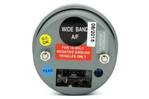 ProSport Wideband Air Fuel Ratio Guage w/O2 Sensor Blue/White/Amber 52mm (Part Number: )