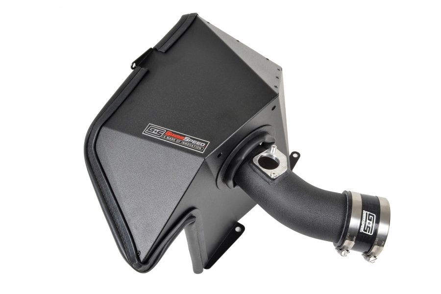 Grimmspeed Cold Air Intake Black - Subaru WRX/STi 2002-2007 / Forester XT 2004-2008