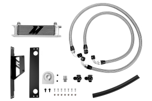Mishimoto Oil Cooler Kit ( Part Number: MMOC-WRX-01)