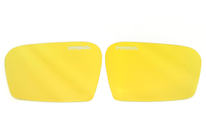 Prova Yellow Wide-View Door Mirrors ( Part Number:PRV 90131IT0010)