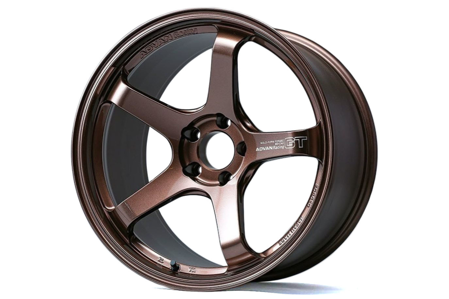 Advan GT Beyond 19x10.5 +15 5x114.3 Racing Copper Bronze - Universal