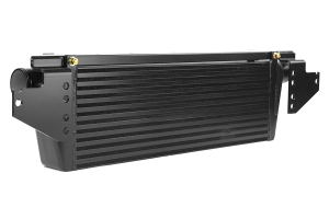 PERRIN Front Mount Intercooler Black w/ Bumper Beam ( Part Number:PER2 PSP-ITR-400-1BK)