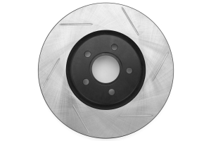 Stoptech Slotted Front Left Rotor Single (Part Number: )