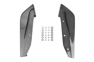 APR Carbon Fiber Rear Bumper Skirts ( Part Number: FS-522008)