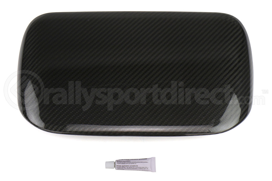 OLM Dry Carbon Fiber Console Hood Cover (Part Number:DP2-WRX14-DCF)