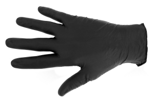 Ammex GlovePlus Large Mechanics Gloves ( Part Number: GPNB46100)