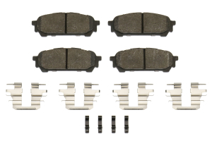 Stoptech Street Select Rear Brake Pads - Subaru Models (inc. 2003-2005 WRX / 2003-2008 Forester)