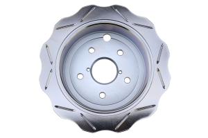 WaveSpec Silver Line Rear Rotor - Subaru WRX 2015+