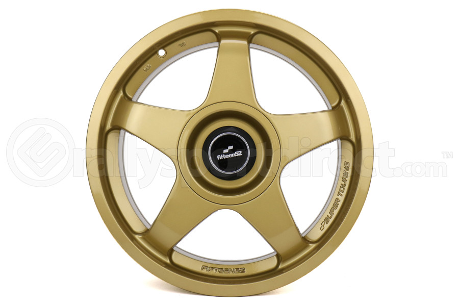 fifteen52 Chicane 18X8.5 +35 5x114.3 / 5x100 Gold - Universal