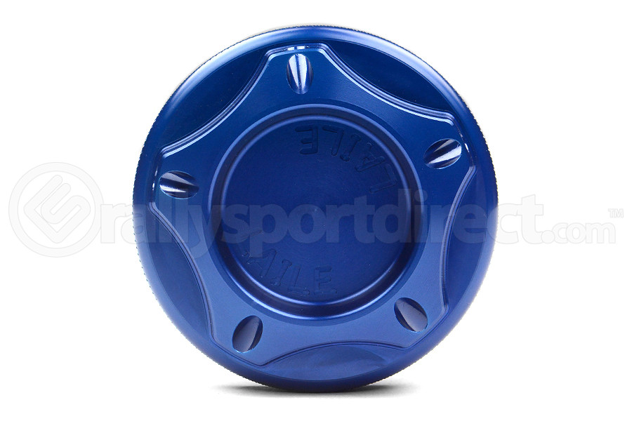 Beatrush Blue Oil Cap (Part Number:S1401ASB)