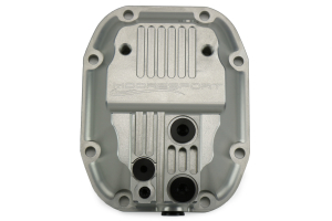 Mooresport R180 Rear Differential Cover (Part Number: )