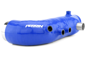 PERRIN Turbo Inlet Hose Blue ( Part Number:PER1 PSP-INT-421BL)